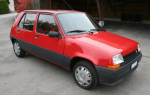 Renault 5 1985 года