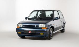 Renault 5 GT Turbo 1986 года (UK)