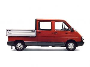 Renault Trafic Double Cab Pickup 1989 года
