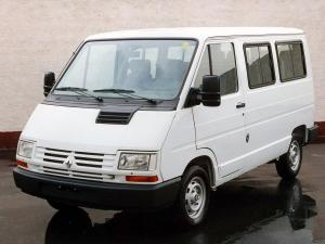 Renault Trafic 1989 года