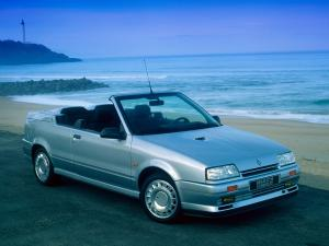 Renault 19 16S Cabriolet 1991 года