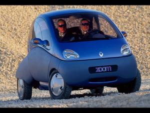 Renault Zoom Concept 1992 года