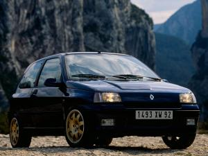 Renault Clio Williams 1993 года