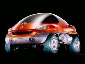 Renault Racoon Concept 1993 года