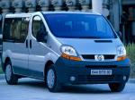 Renault Trafic 2001 года