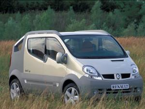 2004 Renault Trafic Deck Up Concept