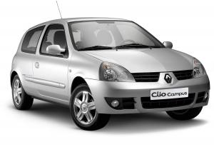 Renault Clio Campus 3-Door 2006 года