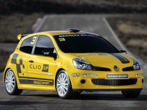Renault Clio Cup RS 2006 года