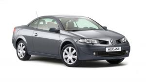 Renault Megane Coupe Cabriolet 2006 года