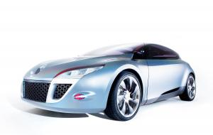 Renault Megane Coupe Concept 2008 года