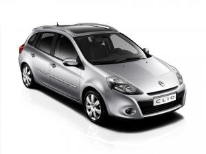 Renault Clio Estate 2009 года