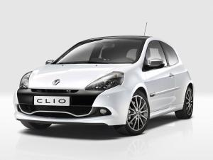 Renault Clio 20th Limited Edition 2010 года