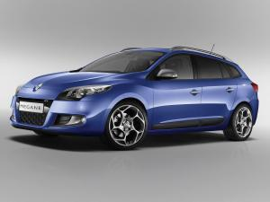 Renault Megane GT Break 2010 года