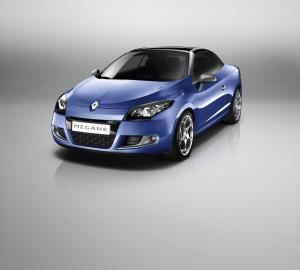Renault Megane Coupe Cabriolet GT 2011 года
