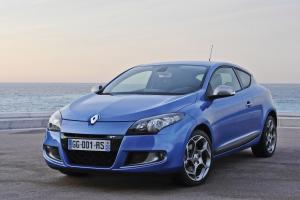 Renault Megane Coupe GT 2011 года