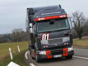 2011 Renault Premium Route Truck Racing Special Edition