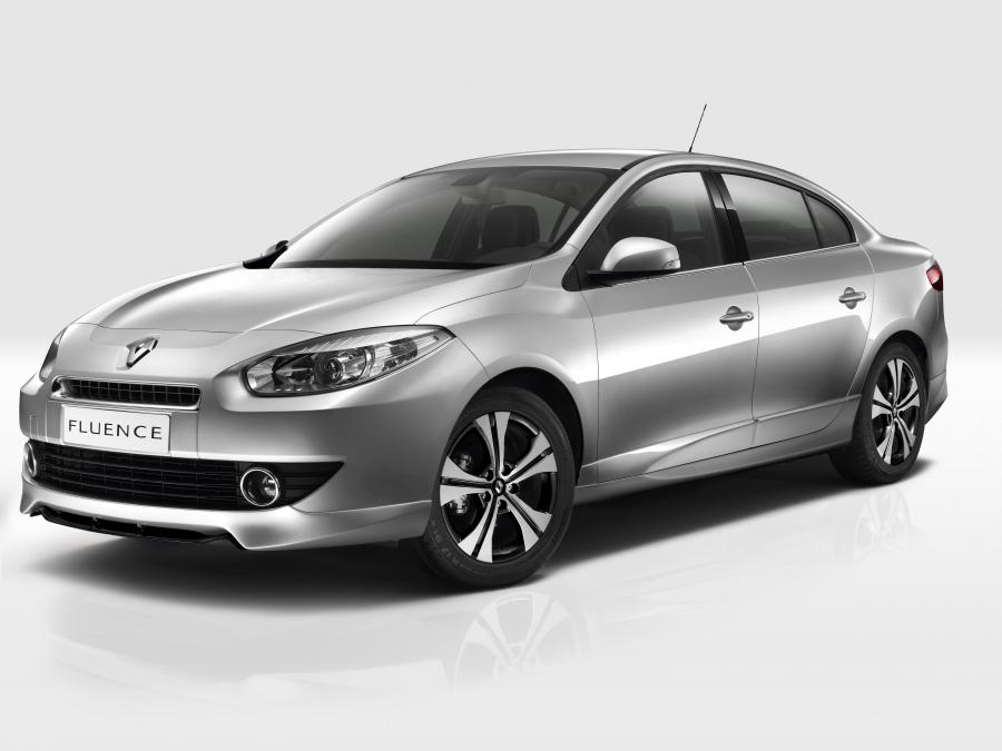 2012 Renault Fluence Black Edition