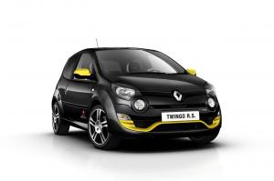 Renault Twingo RS Red Bull RB7 2012 года
