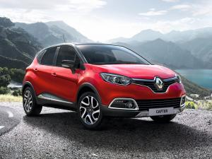 Renault Captur Helly Hansen 2014 года