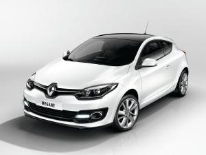 Renault Megane Coupe 2014 года
