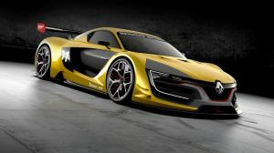 Renault Sport R.S. 01 2014 года