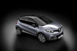 Renault Captur Pure Limited Edition 2015 года