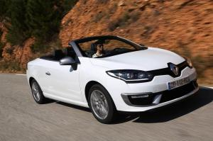 Renault Megane Coupe-Cabriolet 2015 года