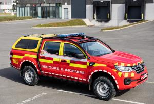 Renault Alaskan Fire Fighter by SPAC '2016