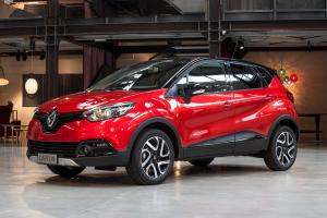 2016 Renault Captur Hypnotic