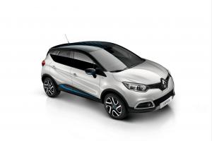 Renault Captur Wave Limited Edition 2016 года