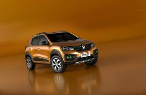 Renault Kwid Outsider Concept 2016 года