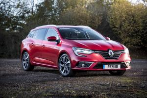 Renault Megane Estate 2016 года (UK)