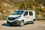 Renault Trafic X-Track 2016 года