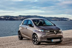 2016 Renault Zoe Edition One
