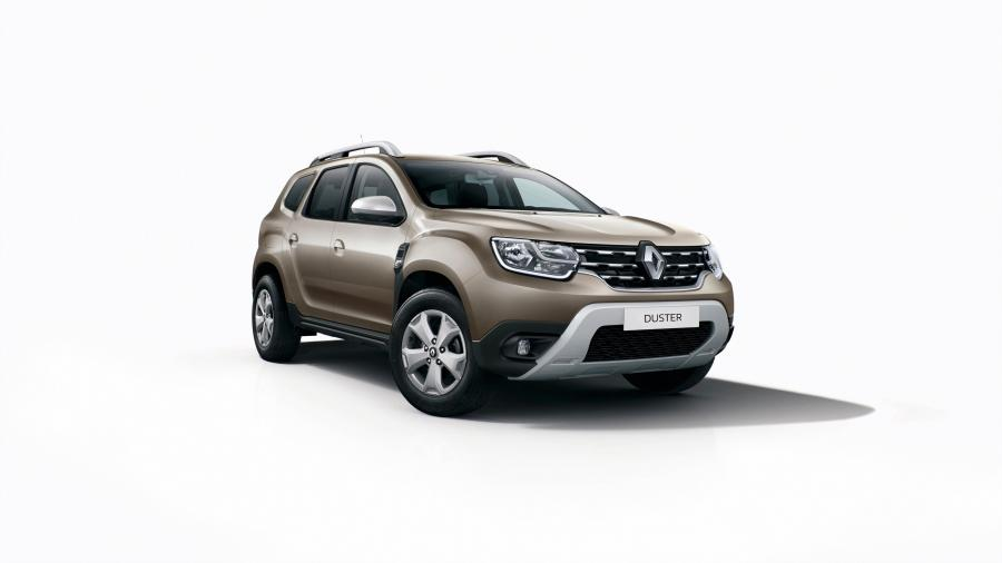 2017 Renault Duster (UAE)