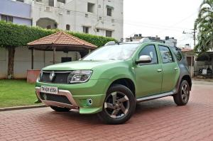 2017 Renault Duster by Kit Up Automotive