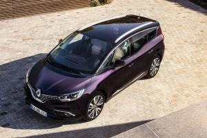 Renault Grand Scenic Initiale Paris 2017 года