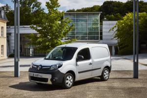 Renault Kangoo Express Z.E. 33 Style Pack 2017 года