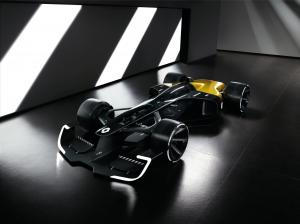 Renault R.S. 2027 Vision Concept 2017 года