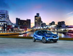 Renault Captur S-Edition 2018 года