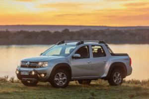 Renault Duster Oroch Dynamique 2.0 4x4 2018 года