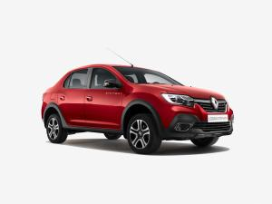 2018 Renault Logan Stepway City