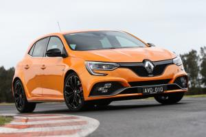 Renault Megane R.S. Cup Chassis 2018 года (AU)