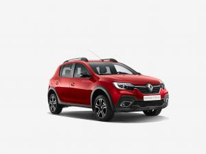 2018 Renault Sandero Stepway City
