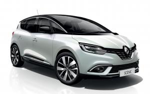Renault Scenic Limited 2018 года
