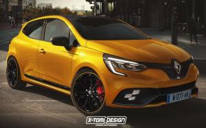 Renault Clio R.S. by X-Tomi Design 2019 года