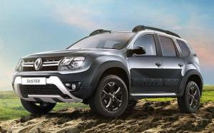 Renault Duster Adventure (CIS) '2019