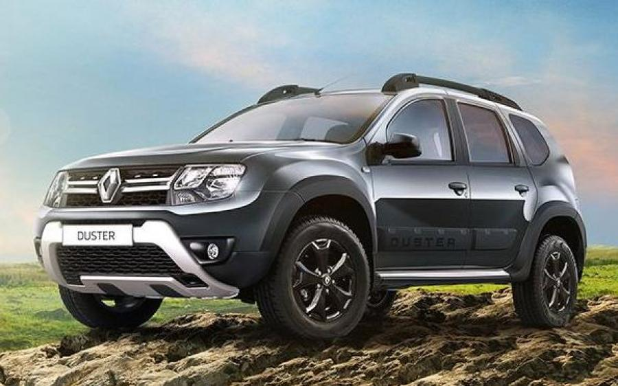 2019 Renault Duster Adventure (CIS)