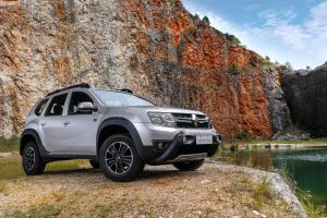 2019 Renault Duster GoPro