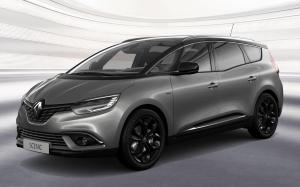 Renault Grand Scenic Black Edition 2019 года
